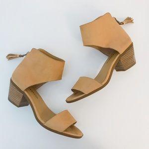 Lucky Brand Heeled Sandal